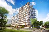 Bryła nowej Willi Lindego na Bielanach projektu Grupa 5 Architekci