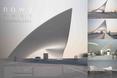 III miejsce w konkursie architektonicznym na przebudowę Mostu Grunwaldzkiego, projekt autorstwa Eweliny Cis z Akademii Sztuk Pięknych w Warszawie