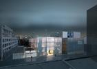 Modularna bryła i ażurowa elewacja. Tak wyglądać będzie architektura współczesna Ambasady Finlandii w Tokio
