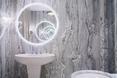 Apartament Peggy Guggenheim: luksusowa łazienka