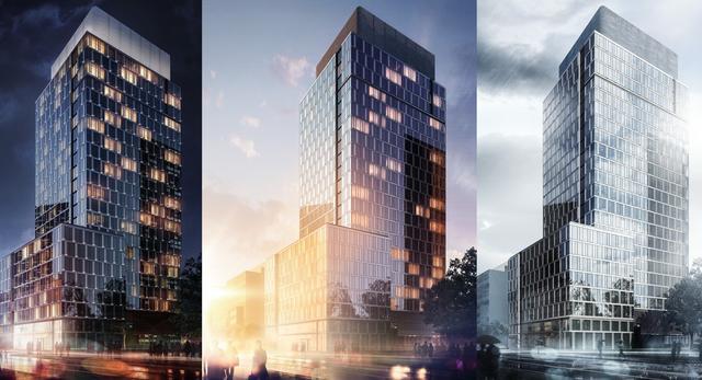 Prime Corporate Center: współczesna architektura Warszawy
