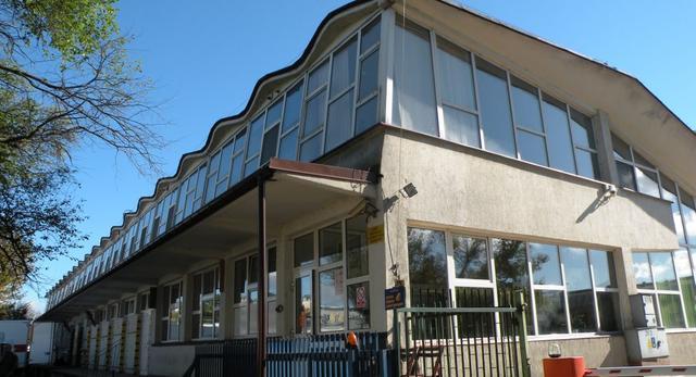 TRASA 1 Fundacji Uniwersytetu w Białymstoku: budynek poczty