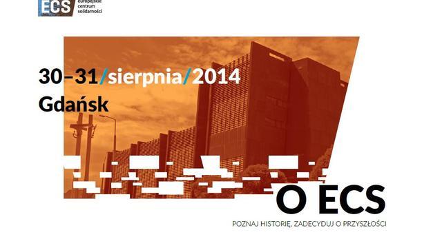Europejskie Centrum Solidarności w Gdańsku - otwarcie już 30 sierpnia