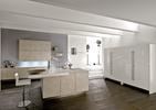Kamień i beton architektoniczny -  inspiracje dla Twojej kuchni