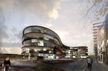 Bryła jednostki wielorodzinnej projektu House 4 Life autorstwa architektów z biura PWFERRETTO
