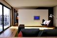 Minimalistyczne wnętrze hotelu Omm