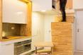 Pawlacz - magazyn w wysokim, choć małym mieszkaniu
