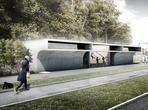 Architektura Gdyni: projekt toalety publicznej