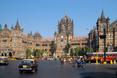 2. Chhatrapati Shivaji Terminus w Indii fot. John Bek