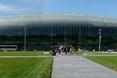 4. Stacja Strasbourg we Francji