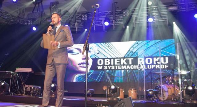 """Gala Finałowa konkursu architektonicznego """"Obiekt roku w systemach Aluprof"""""""