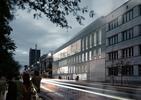 Uroczyste otwarcie nowej bryły Akademii Sztuk Pięknych w Warszawie projektu Jems architekci