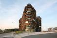 Bryła U15 Office building - biurowiec w Milanie,Włochy  autor: Cino Zucchi Architetti