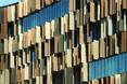 Elewacja U15 Office building - biurowiec w Milanie,Włochy  autor: Cino Zucchi Architetti