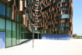 U15 Office building - biurowiec w Milanie,Włochy  autor: Cino Zucchi Architetti