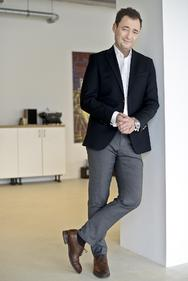 Jacek Rozenek, trener biznesu