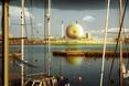 Panorama Kopenhagi wzbogacona ekologiczną instalacją pt. Drzewo Wiedzy  autor: BXB Studio + Unique Vision Studio + Natalia Jejer + Omare Khaladoun Gharaibeh