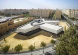 Architektura współczesna komisariatu w Hiszpanii