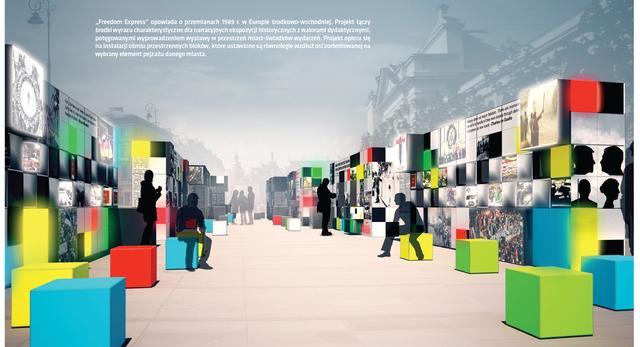 Co zobaczyć w Berlinie? Wystawa plenerowa Drogi do wolności