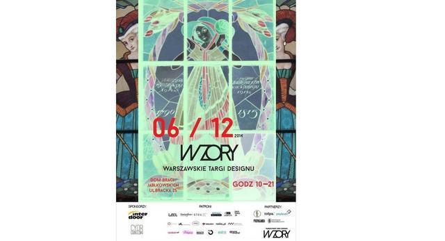 Kolejna edycja warszawskich targów designu WZORY 6/12 już w mikołajki 2014!  Architektura wnętrz, wzornictwo, design od polskich projektantów i wyjątkowe gadżety do domu