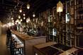 Klasyczna i elegancka architektura wnętrz restauracji japońskiej w Singapurze  autor: Dymitr Malcew