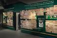 Galeria Na żydowskiej ulicy, imitacja saloniku prasowego - Muzeum Historii Żydów Polskich POLIN  fot. M. Starowieyska, D. Golik