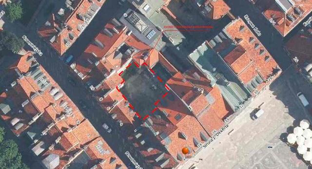 Konkurs architektoniczny - projekt dachu Muzeum Warszawy