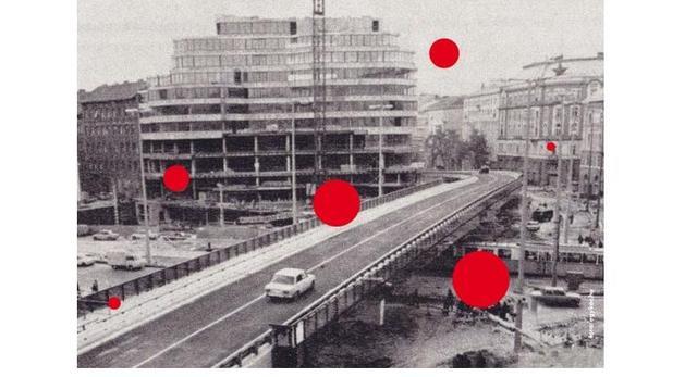 Spotkanie zespołem Węgierskiego Centrum Architektury Współczesnej w Budapeszcie. Pokaz filmów zrealizowanych we współpracy z fundacją Bęc Zmiana