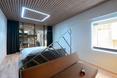 W budynku znajdzie się również kącik dla chcących się zdrzemnąć - bryła Poppodium GRENSWERG w holenderskim mieście Venlo  autor: van Dongen - Koschuch architekci