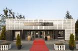 Winiarnia Fiesta del Vino po modernizacji - nowa bryła, nowy styl, współczesna architektura