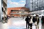 Architektura Warszawy: pawilon Zodiak przy pasażu Wiecha