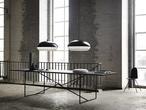 Architektura wnętrz nie tylko dla minimalistów. Lampa Aeon Rocket