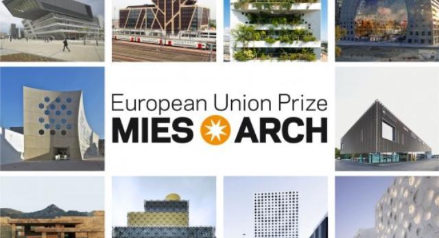 Konkurs architektoniczny Mies van der Rohe Award 2015. Architektura współczesna