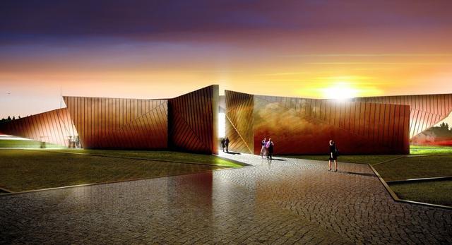 Muzeum Ognia w Żorach. Nowa bryła już dostepna dla zwiedzających