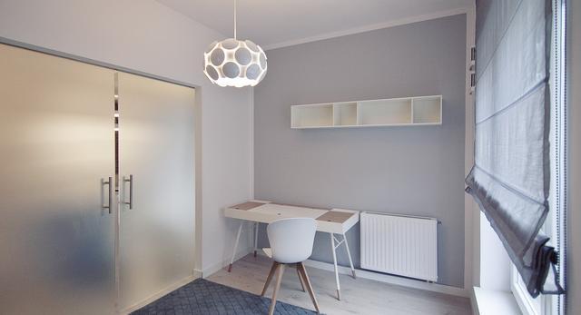 Mieszkanie pokazowe - soft loft New Line. Architektura wnętrz
