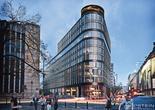Nowa bryła w centrum Warszawy: biurowiec Astoria
