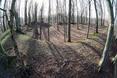 Zdjęcia z tyczki - stanowisko archeologiczne