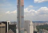 Drapacze chmur w miastach przyszłości - całkiem nowy Nowy Jork