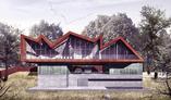 Współczesna architektura Krakowa i okolic - Dom Artysty