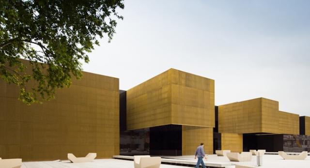 Miedź w architekturze 2013-2014. Konkurs architektoniczny