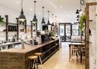 Design wnętrza restauracji w stylu skandynawskim i industrialnym