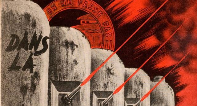 Bryły bunkrów Linii Maginota - architektura i inżynieria XX wieku w służbie wojny