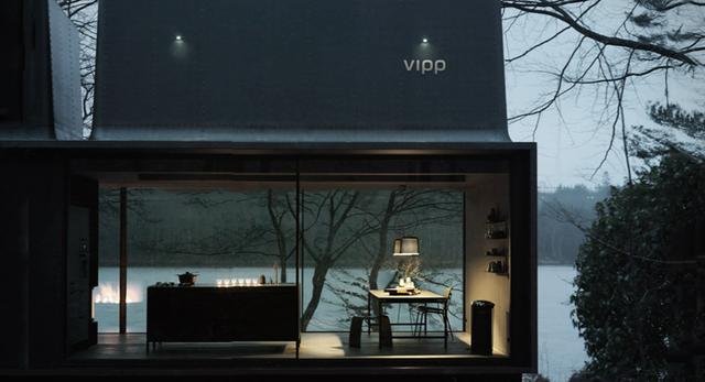 Vipp Shelter. Minimalizm i industrialny styl w jednym