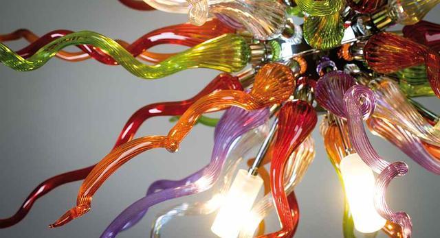 Włoski design: bryła lampy Devil od Cangini&Tucci