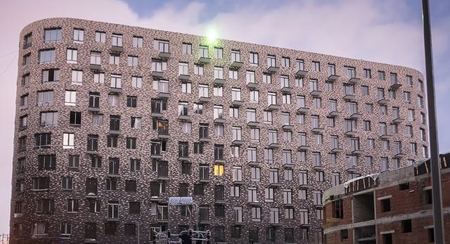 Architektura współczesna w Rosji: nowe osiedle pod Moskwą