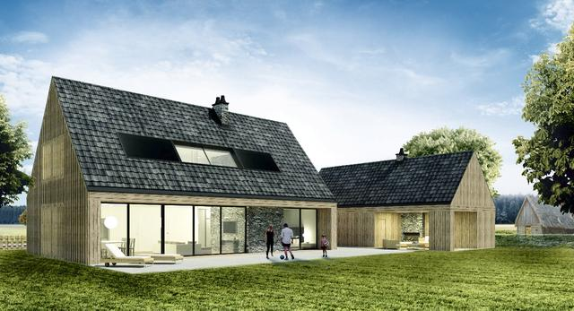 Ostrowski Architektura, I nagroda w konkursie architektonicznym na projekt domu kujawsko-pomorskiego
