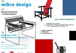 Modernizm i design: maszyny do siedzenia