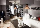 Architektura wnętrz butiku Mercer w Warszawie od 370Studio