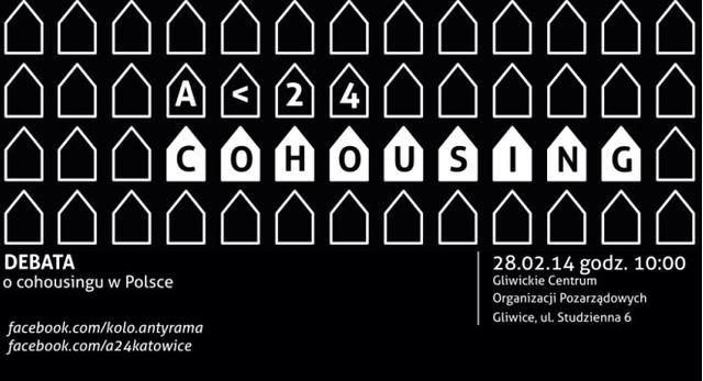 Małe mieszkanie z ogrodem, warsztatem, basenem? Cohousing we współczesnej polskiej architekturze