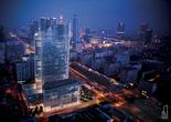 Nowy kompleks biurowców na warszawskiej Woli